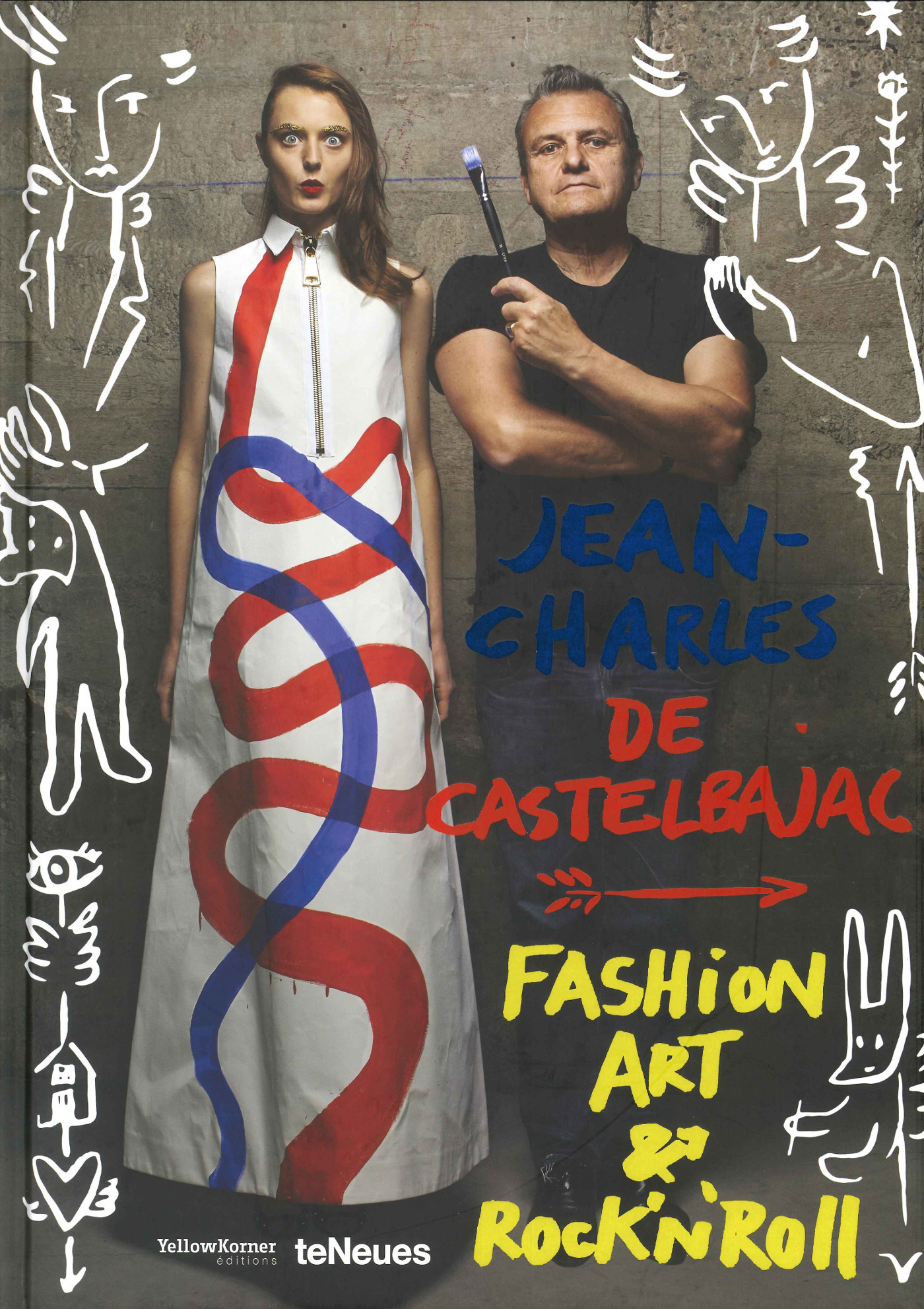 FASHION ART AND ROCK'N ROLL