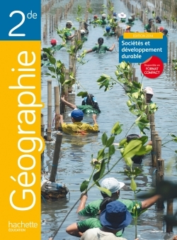 GEOGRAPHIE 2DE GRAND FORMAT - EDITION 2014