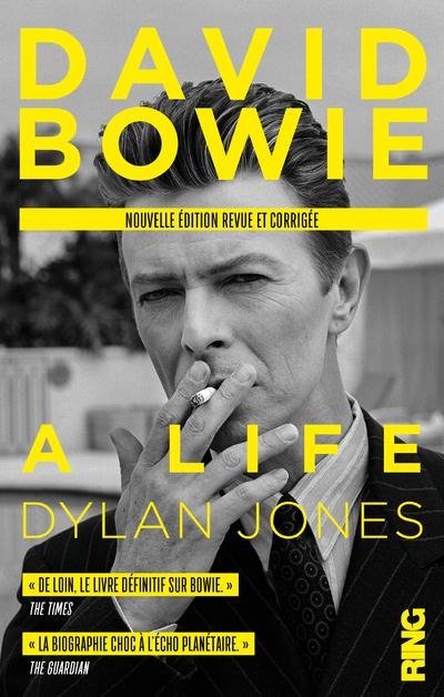 DAVID BOWIE : A LIFE (EDITION FRANCAISE)