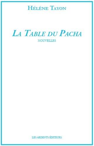 TABLE DU PACHA