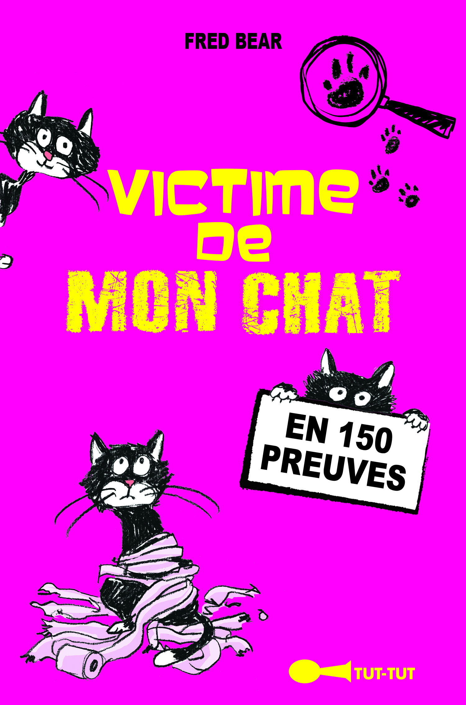 VICTIME DE MON CHAT