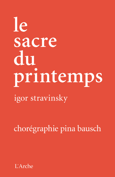 SACRE DU PRINTEMPS (LE) COFFRET DVD