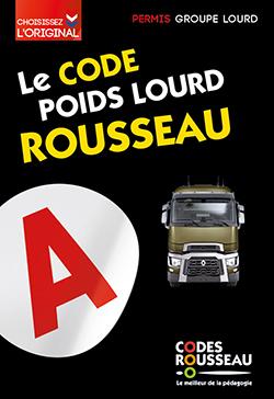 CODE ROUSSEAU POIDS LOURD 2019
