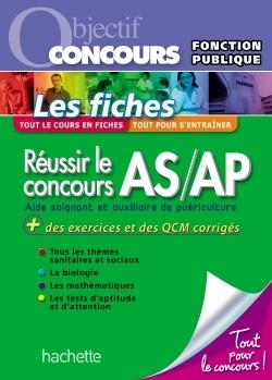 FICHES - REUSSIR LE CONCOURS AS/AP, CATEGORIE C - ED.2010