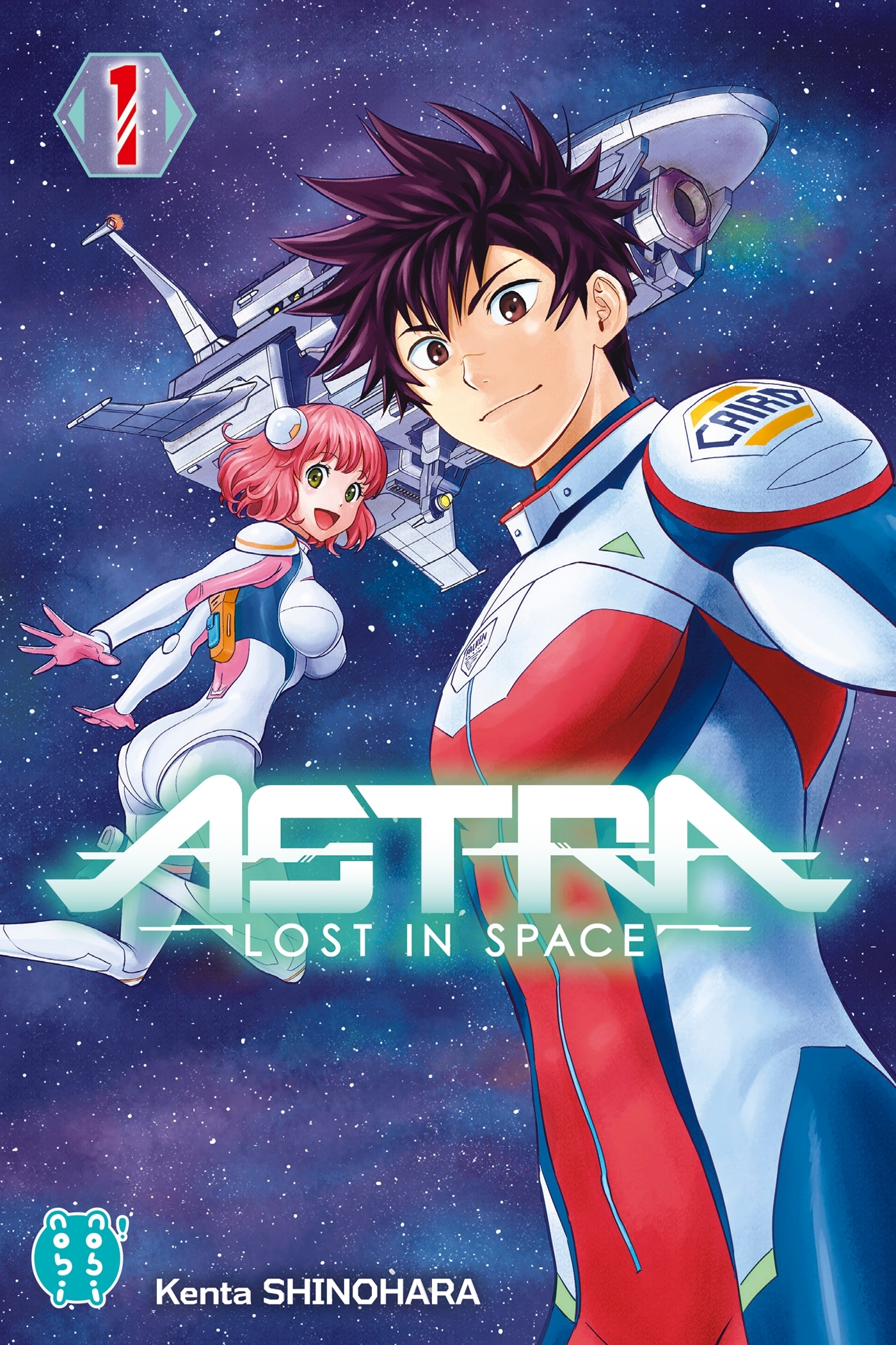 ASTRA - LOST IN SPACE T01