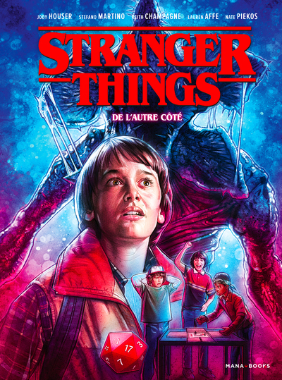 STRANGER THINGS T01 - VOL01