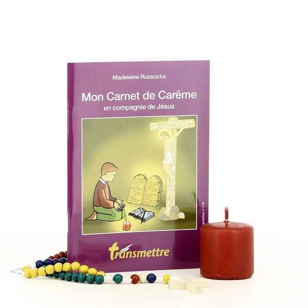 MON CARNET DE CAREME