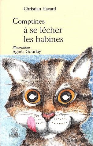 COMPTINES A SE LECHER LES BABINES