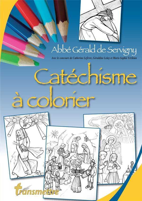 CATECHISME A COLORIER