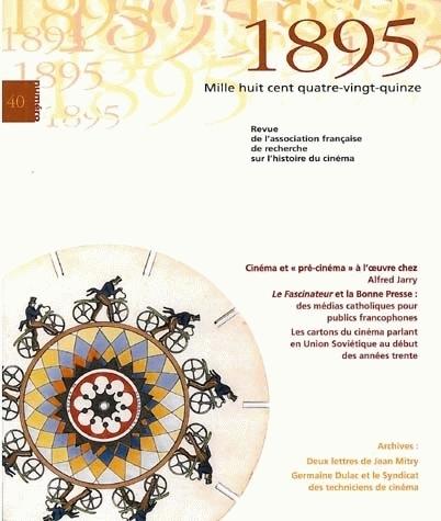 1895, N 40/JUIL. 2003