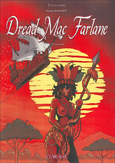 DREAD MAC FARLANE T4 - NYAMBURA