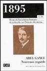 1895, N 31/OCT. 2000. ABEL GANCE, NOUVEAUX REGARDS