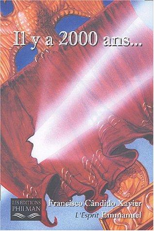 IL Y A 2000 ANS ...