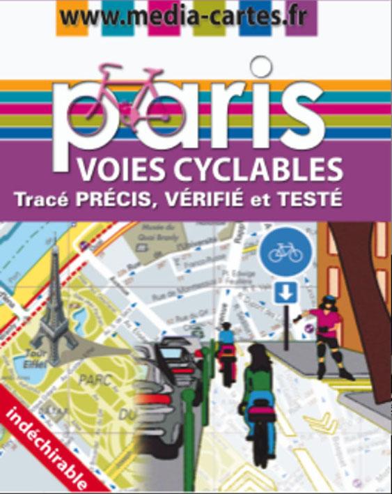 **PARIS VOIES CYCLABLES