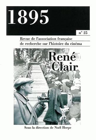 1895, N 25/SEPT. 1998. RENE CLAIR