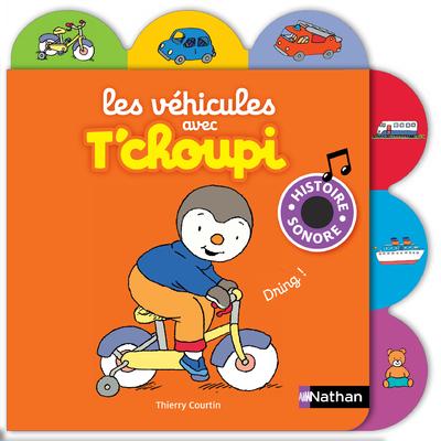 VEHICULES AVEC T'CHOUPI - VOLUME 07