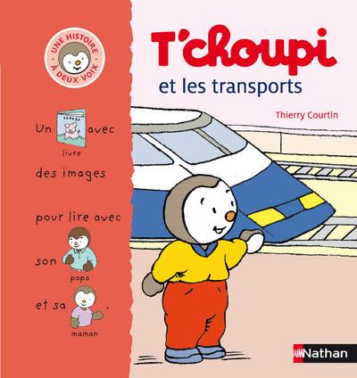 T CHOUPI ET LES TRANSPORTS - VOL10