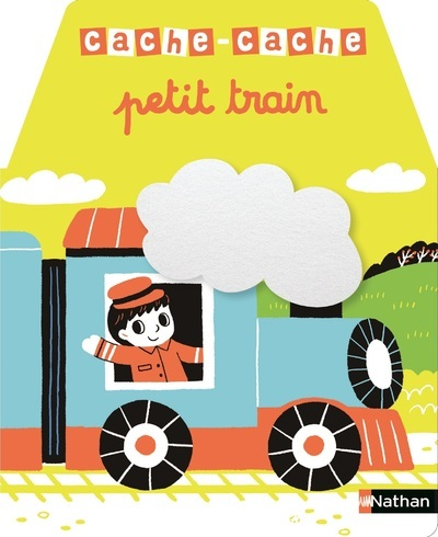 CACHE-CACHE PETIT TRAIN - VOLUME 11