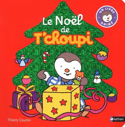 NOEL DE T'CHOUPI -POP-UP-