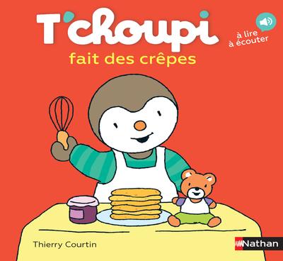 T'CHOUPI FAIT DES CREPES - VOL68