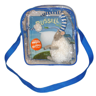 SAC A DOS RUSSELL LE MOUTON