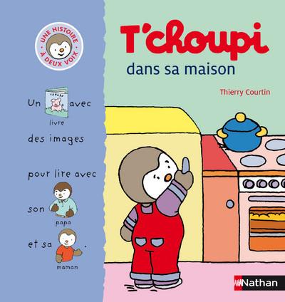 T CHOUPI DANS SA MAISON - VOL12