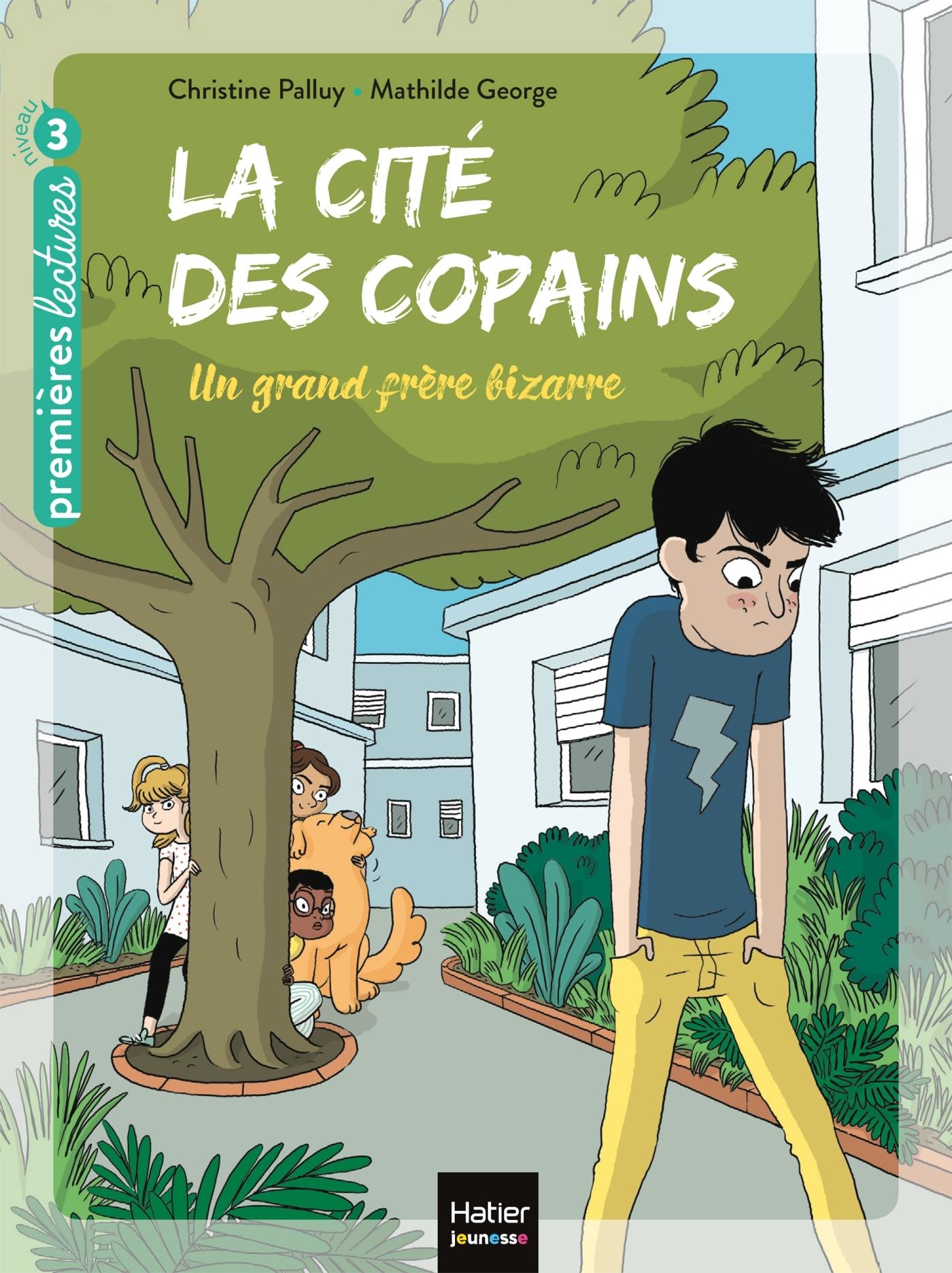 LA CITE DES COPAINS - T03 - UN GRAND FRERE BIZARRE