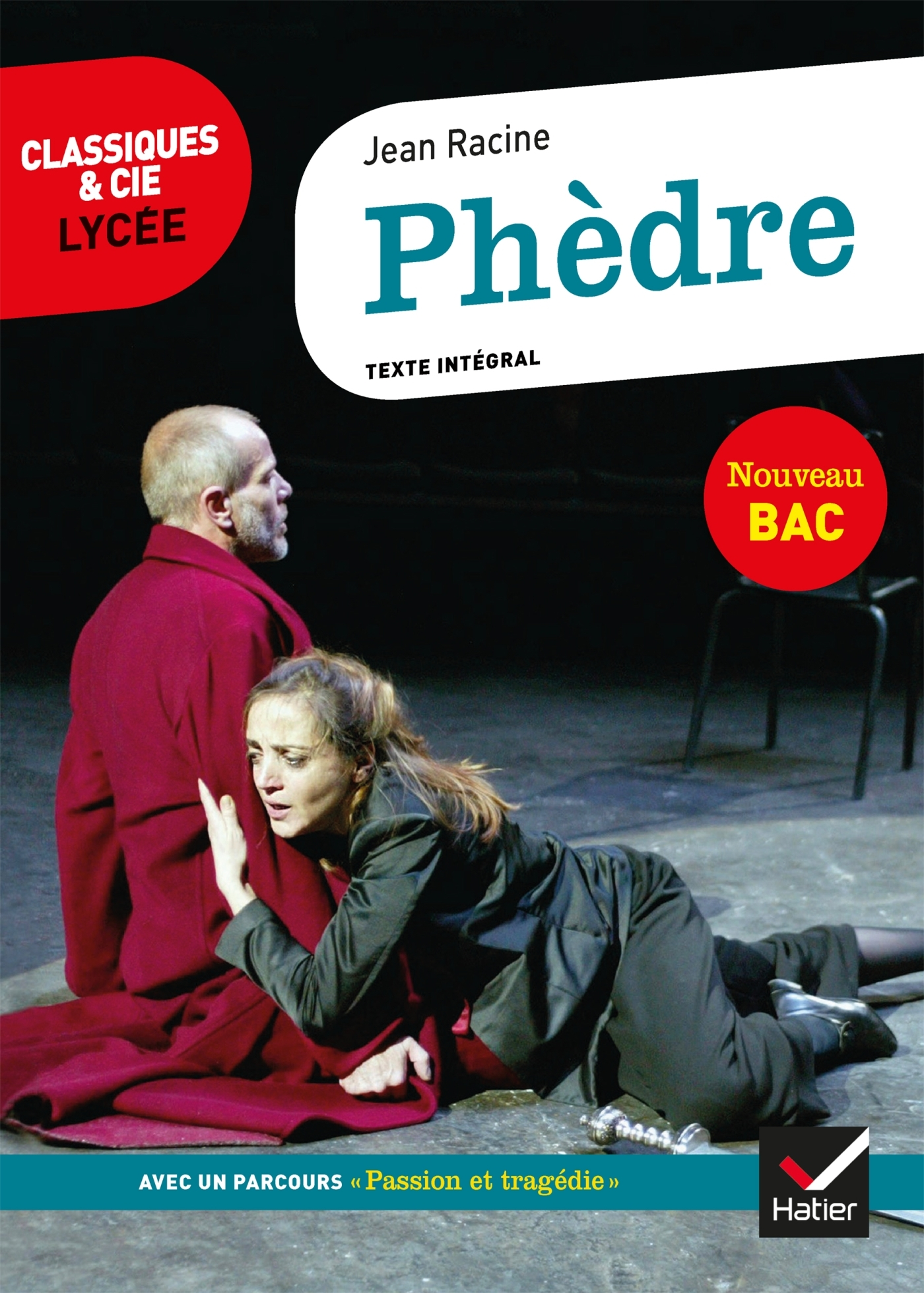 PHEDRE (BAC 2020) - SUIVI DU PARCOURS D'HISTOIRE LITTERAIRE SUR LA TRAGEDIE AU XVIIE SIECLE