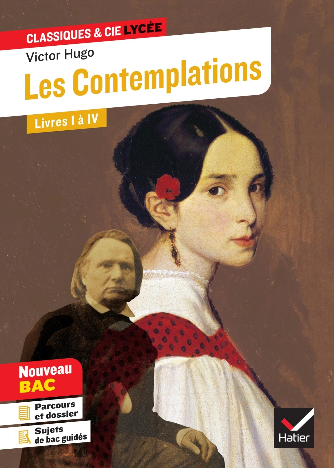 LES CONTEMPLATIONS, LIVRES I A IV (BAC 2020) - SUIVI DU PARCOURS  LES MEMOIRES D'UNE AME