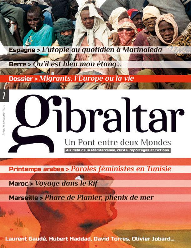 REVUE GIBRALTAR N  1