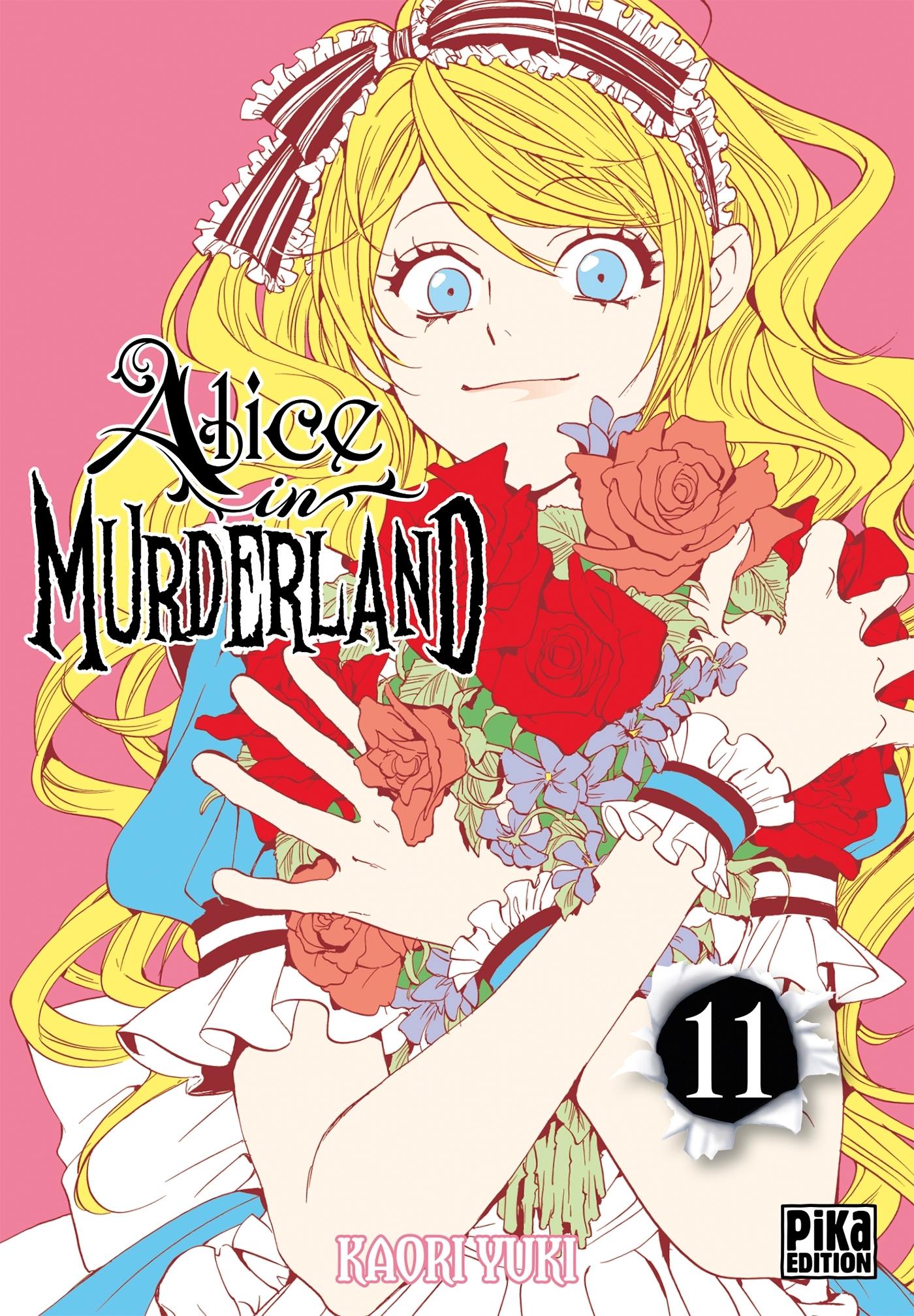 ALICE IN MURDERLAND T11