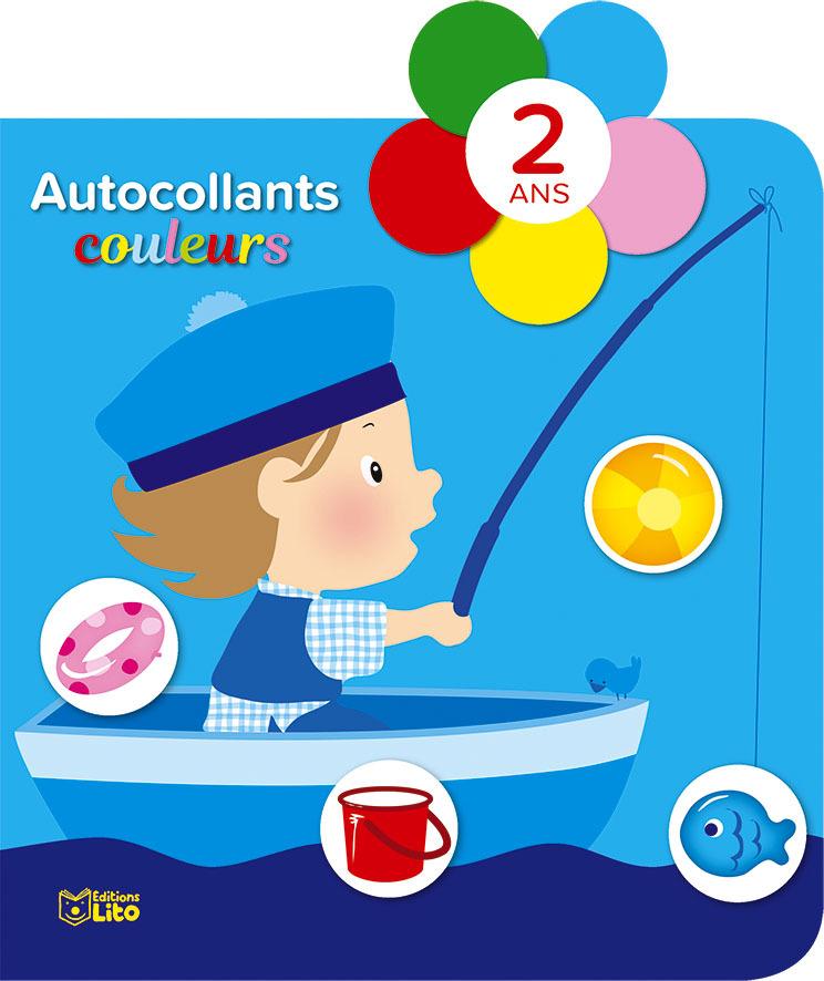 AUTOCOLLANTS COULEUR BATEAU