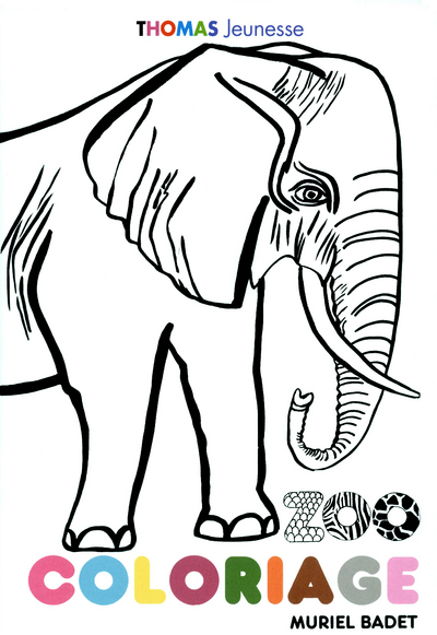 ZOO COLORIAGES