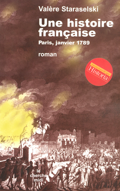 UNE HISTOIRE FRANCAISE - PARIS, JANVIER 1789