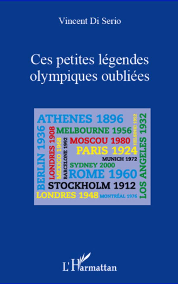 CES PETITES LEGENDES OLYMPIQUES OUBLIEES