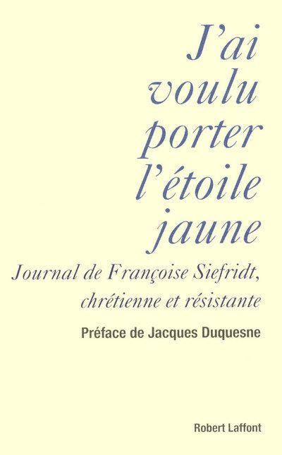 J'AI VOULU PORTER L'ETOILE JAUNE