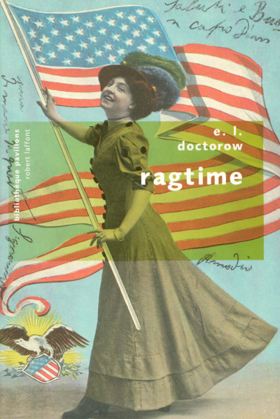 RAGTIME - PAVILLONS POCHE