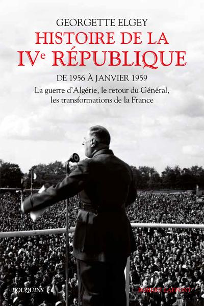 HISTOIRE DE LA IVE REPUBLIQUE - TOME 2 - 02