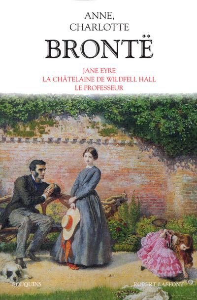 BRONTE ANNE ET CHARLOTTE - TOME 2 - NE - VOL02