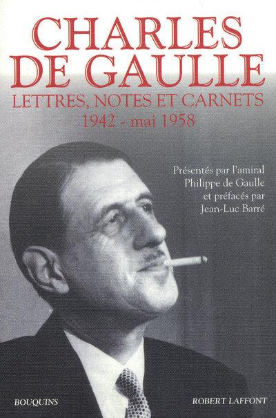 CHARLES DE GAULLE - LETTRES, NOTES ET CARNETS - TOME 2 - VOL02