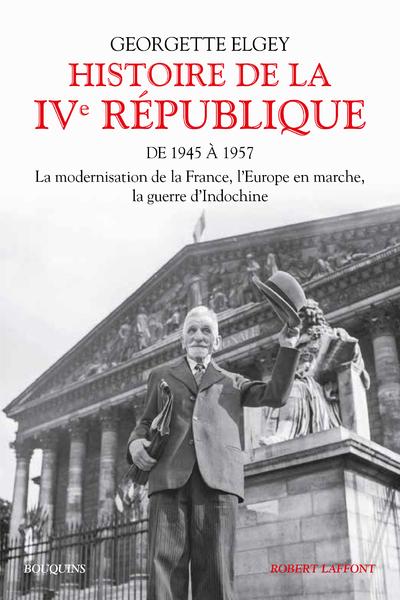 HISTOIRE DE LA IVE REPUBLIQUE - TOME 1 - 01