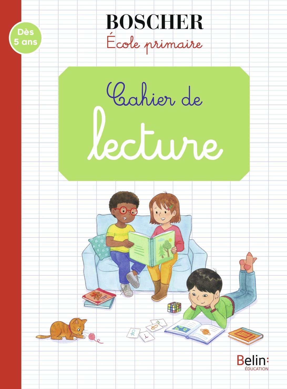 CAHIER DE LECTURE (ED. 2020) - METHODE BOSCHER