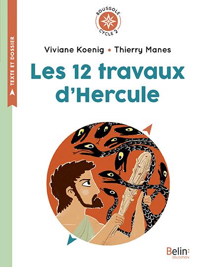 BOUSSOLE CYCLE 2 - LES 12 TRAVAUX D'HERCULE