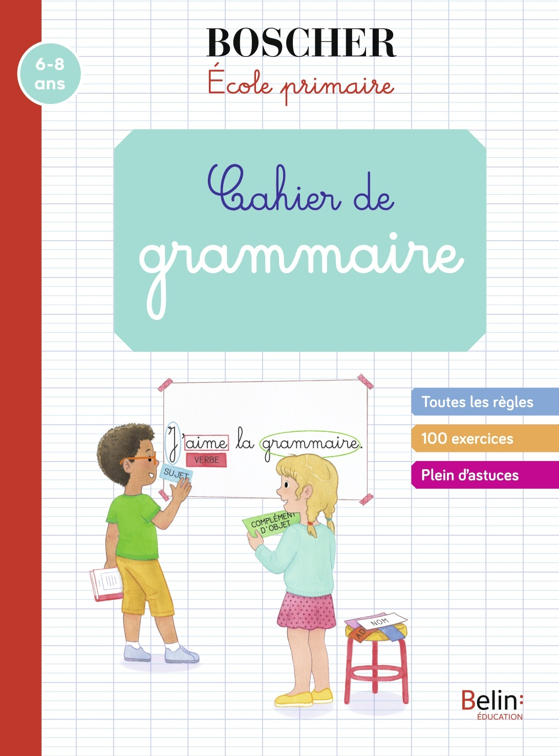 CAHIER DE GRAMMAIRE