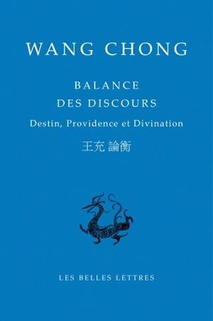 BALANCE DES DISCOURS - DESTIN, PROVIDENCE ET DIVINATION