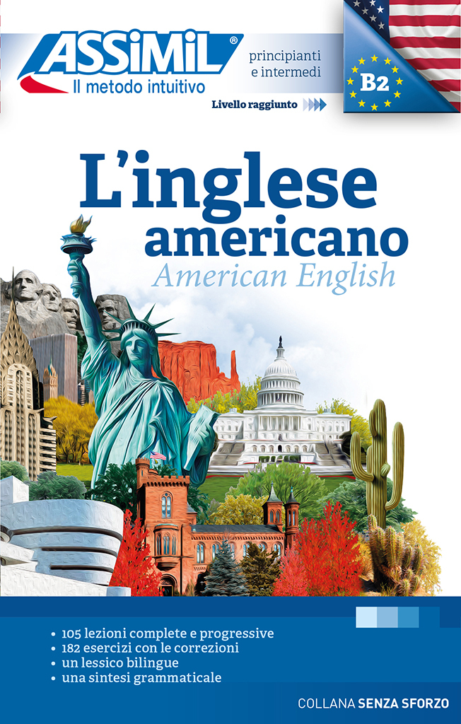 VOLUME INGLESE AMERICANO 2019