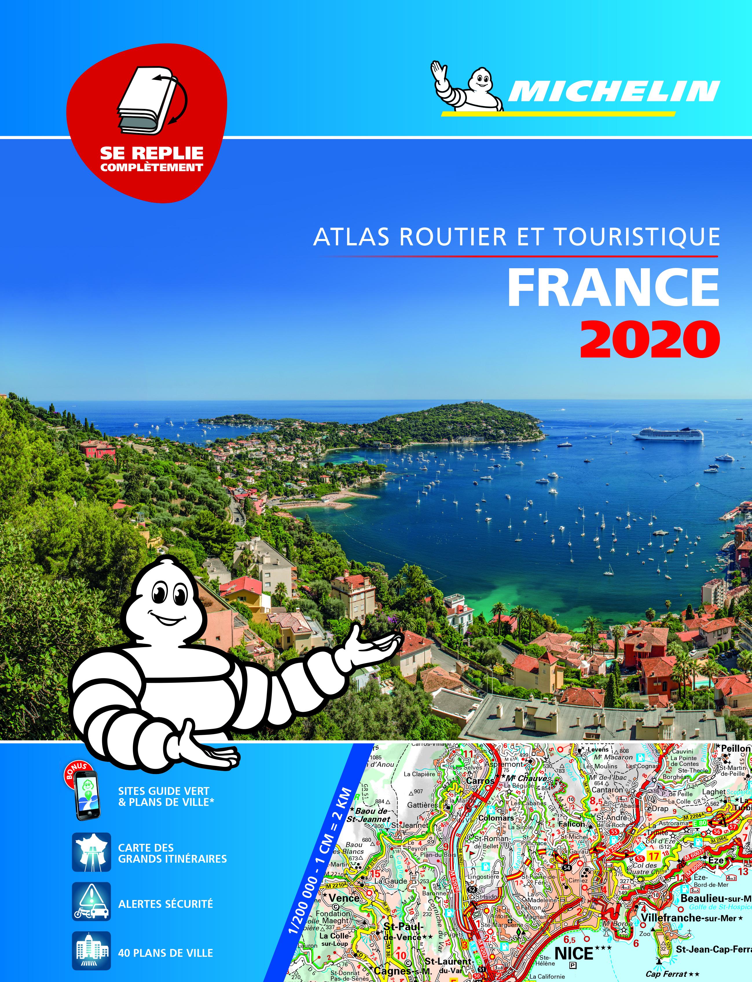 ATLAS FRANCE MULTIFLEX 2020