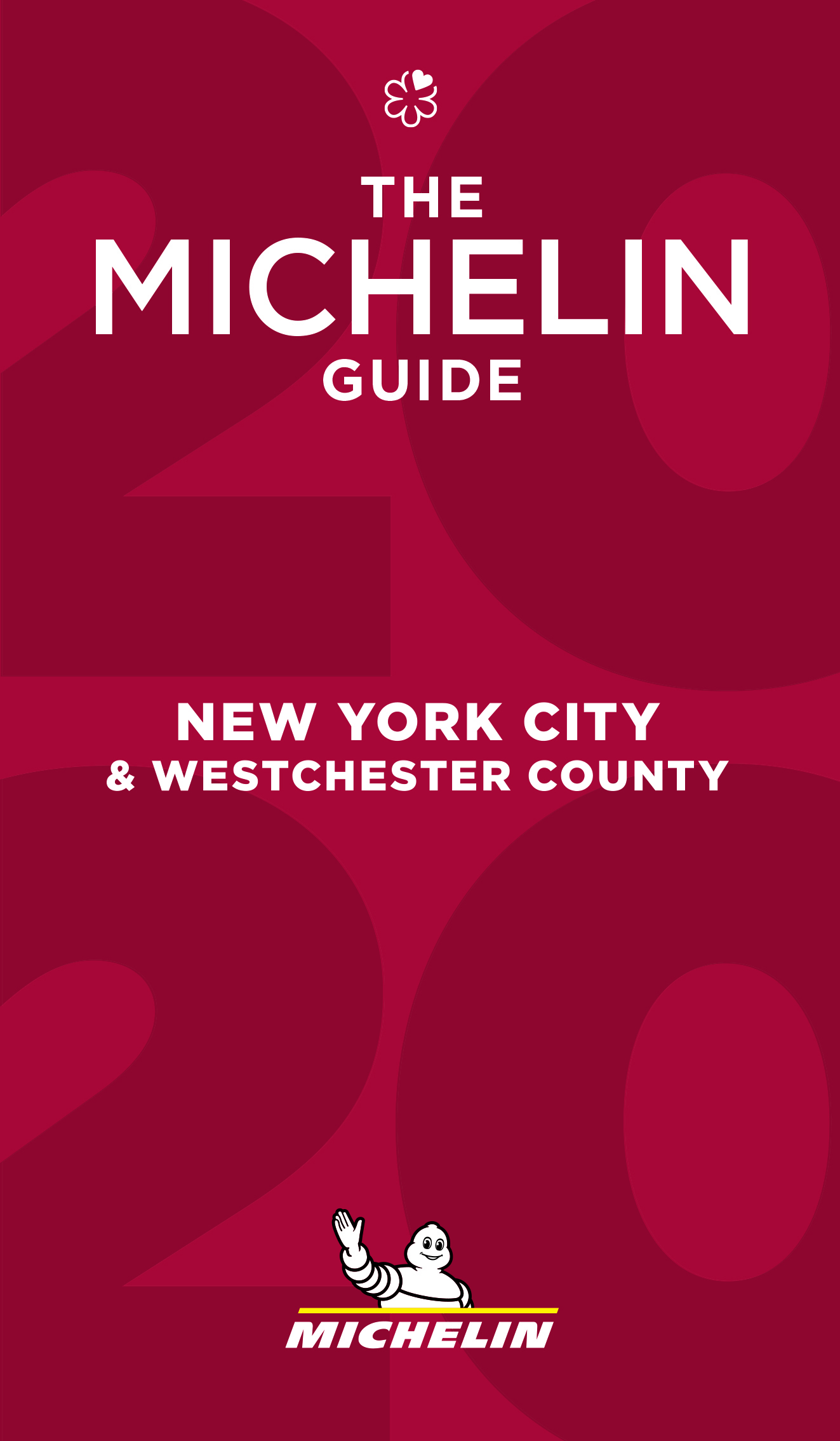 NEW-YORK - THE MICHELIN GUIDE 2020