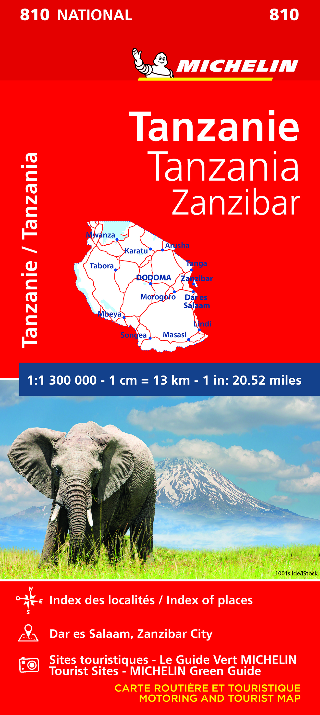 CN 810 TANZANIE/ZANZIBAR
