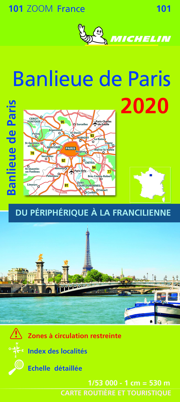 BANLIEUE DE PARIS 2020